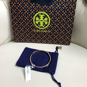 Tory Burch Gold Bangle